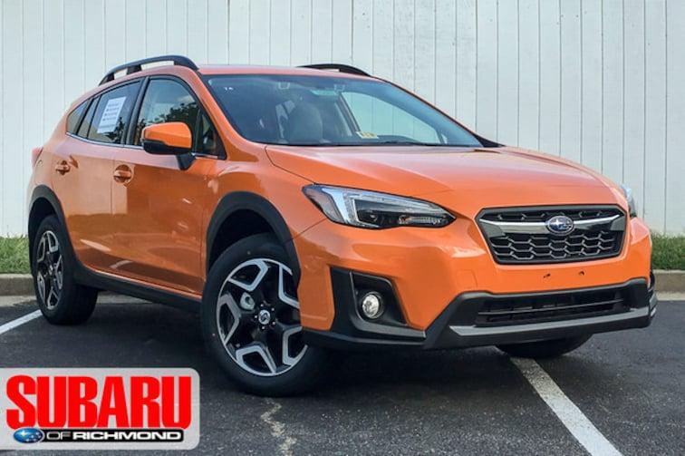 New 2019 Subaru Crosstrek 2.0i Limited SUV For Sale or Lease Richmond, Virginia