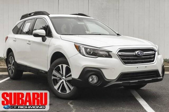 New 2019 Subaru Outback For Sale In Richmond Va Near