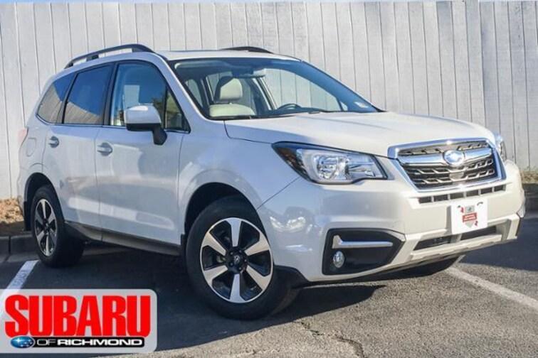 Used 2018 Subaru Forester Limited SUV For Sale Richmond, VA