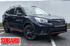 New 2019 Subaru Forester Sport SUV for sale in Richmond, VA