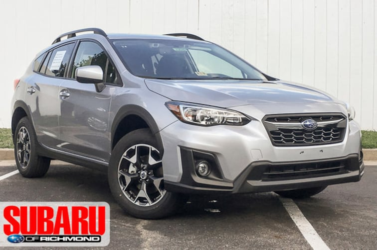 New 2019 Subaru Crosstrek 2.0i Premium SUV For Sale or Lease Richmond, Virginia