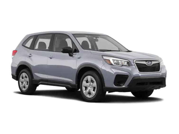 New 2019 Subaru Forester Standard SUV For Sale or Lease Richmond, Virginia