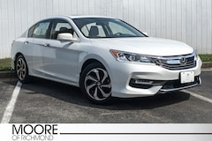 Used 2016 Honda Accord EX-L Sedan under $20,000 for Sale in Richmond