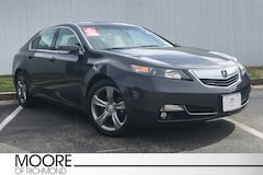 Used 2012 Acura TL Tech Auto Sedan under $20,000 for Sale in Richmond