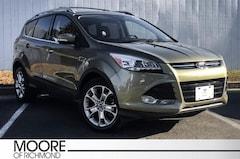 Used 2014 Ford Escape Titanium SUV under $20,000 for Sale in Richmond
