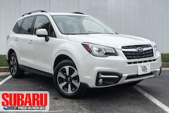 Certified Pre-Owned 2018 Subaru Forester Limited SUV 7006P in Richmond, VA