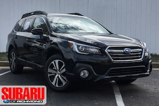 new 2018 Subaru Outback 2.5i Limited with EyeSight, Navigation, High Beam SUV for sale richmond va