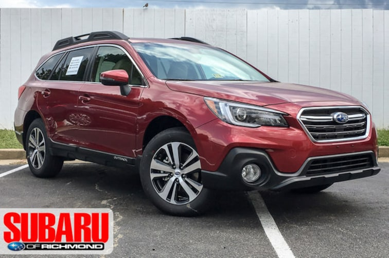 New 2019 Subaru Outback 2.5i Limited SUV For Sale or Lease Richmond, Virginia