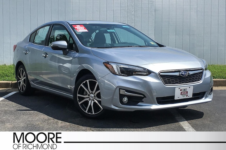 Used 2017 Subaru Impreza Limited Sedan For Sale Richmond, VA