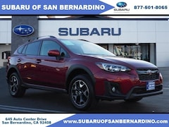2018 Subaru Crosstrek 2.0i Premium with SUV JF2GTABC5JH343135