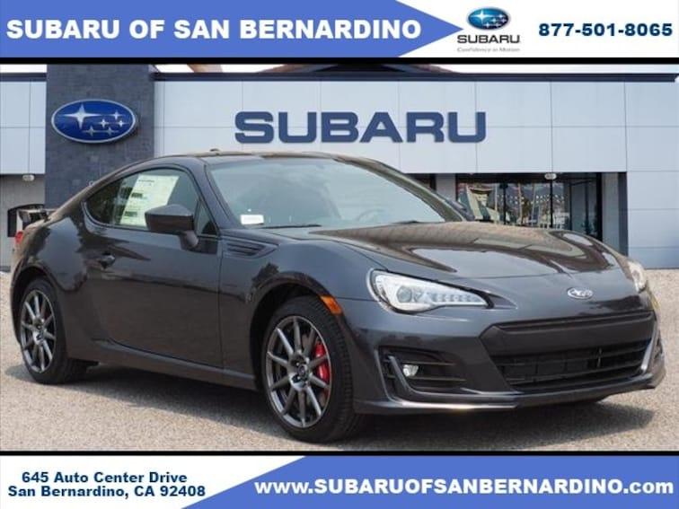 New 2018 Subaru BRZ Limited with Performance Package Coupe San Bernardino, CA