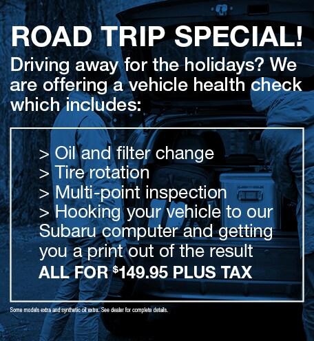 Road Trip Special