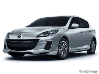 Used 2012 Mazda Mazda3 i Touring  (A6) Hatchback JM1BL1L87C1607891 in San Bernardino