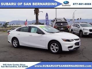 Used 2017 Chevrolet Malibu LS w/1LS (Retail only) Sedan 1G1ZB5ST1HF280096 in San Bernardino