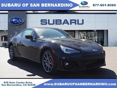 New 2018 Subaru BRZ Limited with Performance Package Coupe in San Bernardino, CA