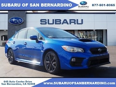 New 2019 Subaru WRX Sedan in San Bernardino, CA