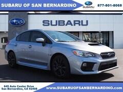 New 2019 Subaru WRX Sedan in San Bernardino, CA
