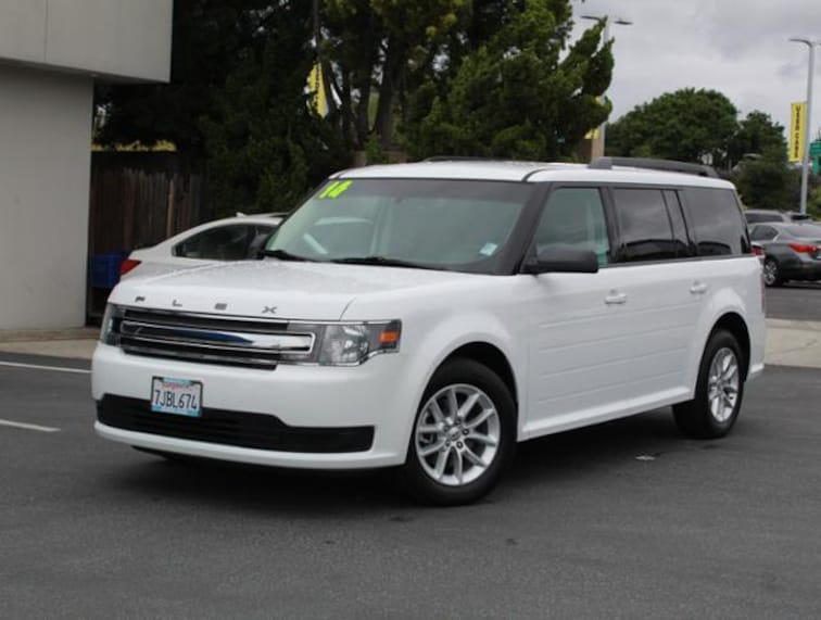 Used 2014 Ford Flex SE FWD SUV for sale in the Bay Area