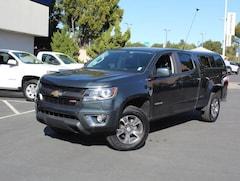 Used 2017 Chevrolet Colorado 4WD Crew Cab Z71 Truck 12618A for sale in Capitola, CA near Santa Cruz