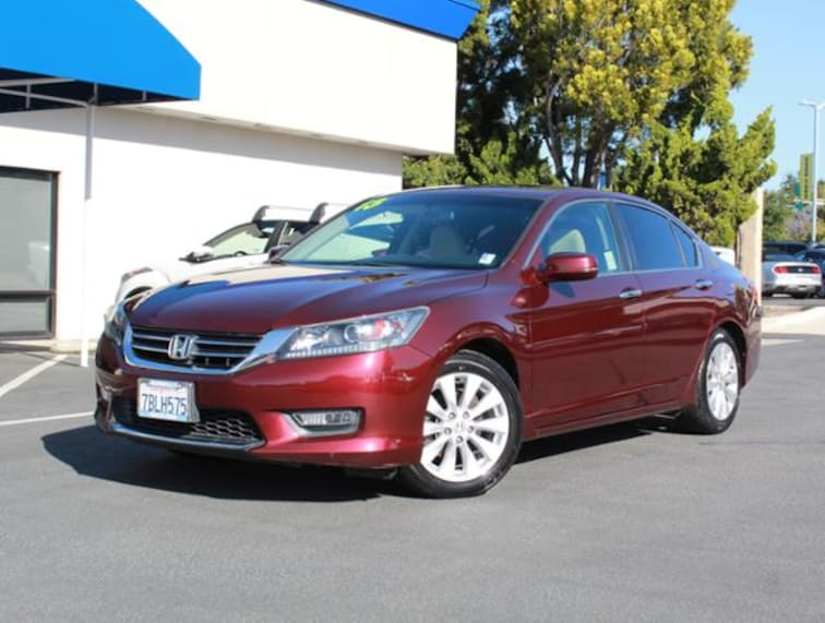 Used 2013 Honda Accord Sdn I4 CVT EX for sale in the Bay Area