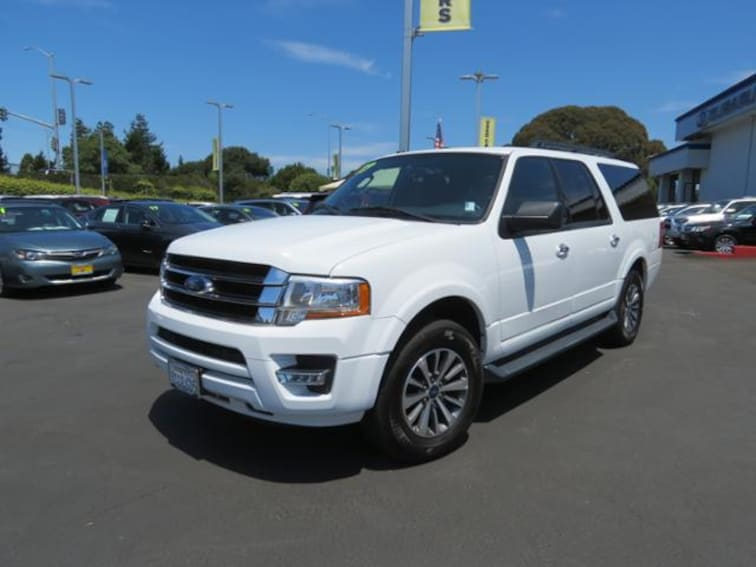 Used 2017 Ford Expedition EL XLT 4x2 SUV for sale in the Bay Area