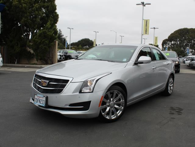 2017 Cadillac ATS Sedan 2.0L Luxury RWD Sedan