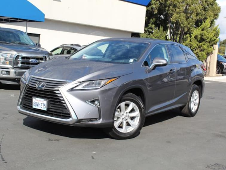 used 2017 lexus rx rx 350 awd for sale in capitola,ca | near