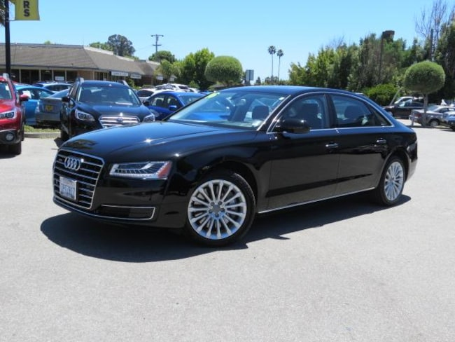 Used 2016 Audi A8 L 3.0T Sedan for sale in the Bay Area