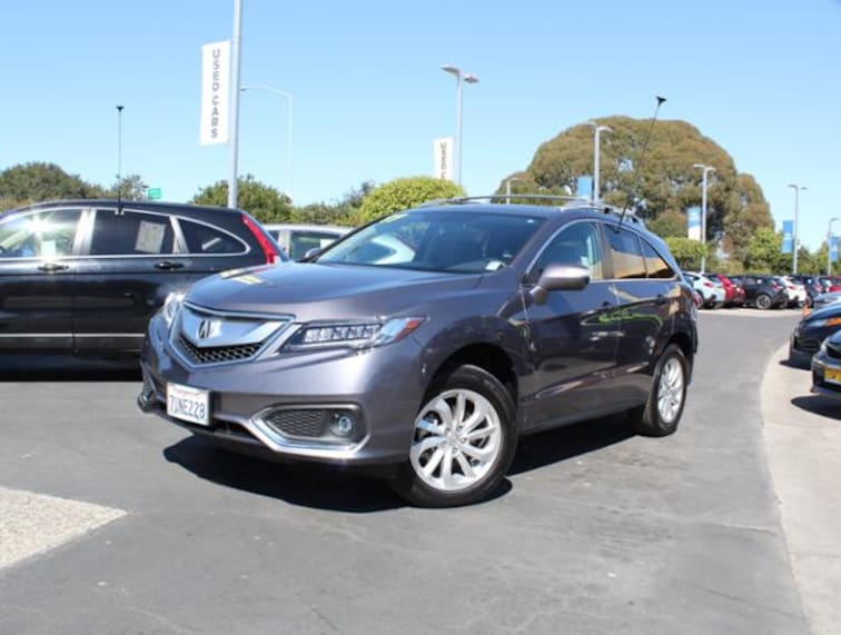 Used 2017 Acura RDX AWD SUV for sale in the Bay Area