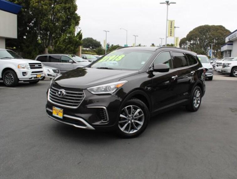 Used 2017 Hyundai Santa Fe SE 3.3L Auto AWD SUV for sale in the Bay Area