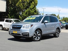 Certified Pre-Owned 2018 Subaru Forester 2.5i Premium CVT SUV for sale near you in Capitola, CA