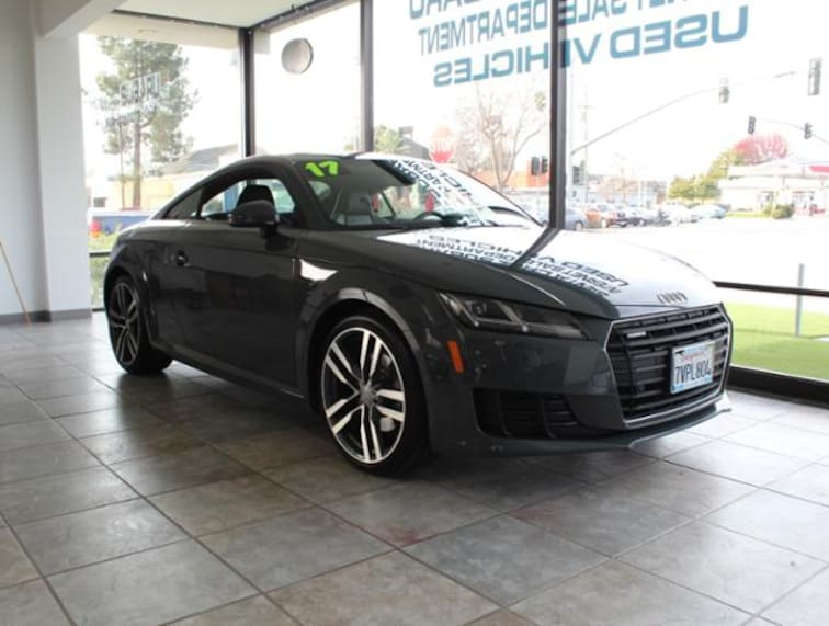 Used 2017 Audi TT Coupe 2.0 Tfsi for sale in the Bay Area