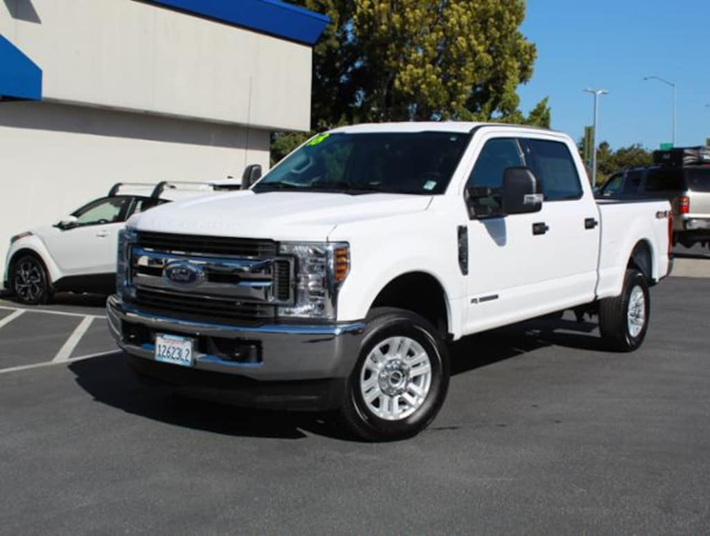 Ford Super Duty For Sale >> Used 2018 Ford Super Duty F 250 Srw Xlt 4wd Crew Cab 6 75 Box For Sale In Capitola Ca Near Santa Cruz Scotts Valley Aptos Watsonville Ca