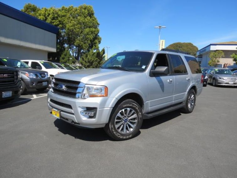 Used 2017 Ford Expedition Xlt 4x4 For Sale In Capitola Ca Near