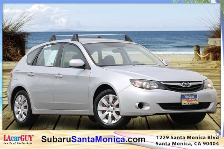 Used 2010 Subaru Impreza 2.5i Hatchback in Santa Monica, CA