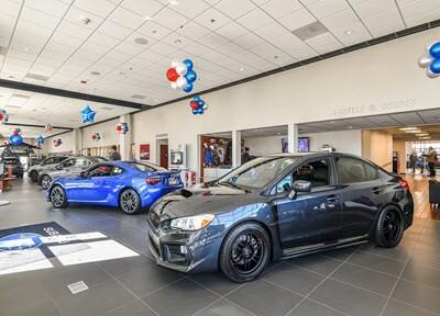Subaru Santa Monica New Used Subaru Dealer In Ca