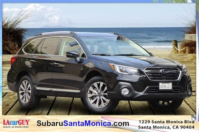 Used 2019 Subaru Outback 2.5i SUV in Santa Monica, CA