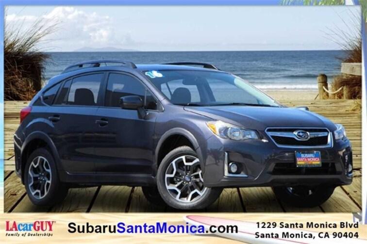 Used 2016 Subaru Crosstrek 2.0i Premium SUV in Santa Monica, CA