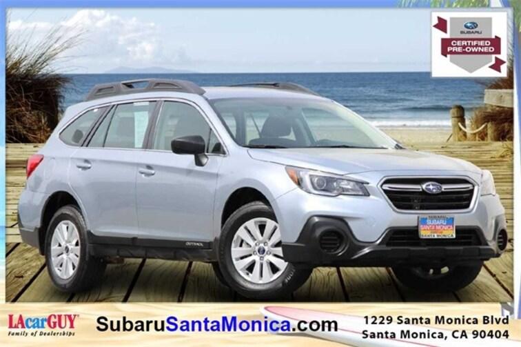Used 2018 Subaru Outback 2.5i SUV in Santa Monica, CA