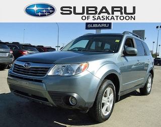 2010 Subaru Forester 2.5 X Touring Package  Low Kilometers SUV