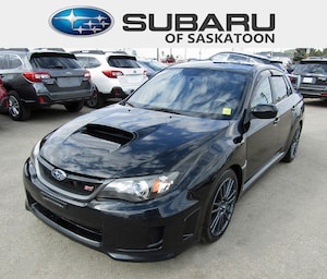 2011 Subaru WRX STi AWD with Bluetooth & Heated Seats