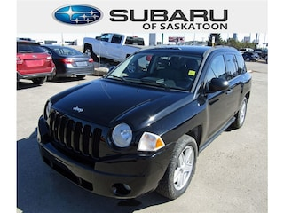2007 Jeep Compass Sport/North 4WD with Low KM SUV