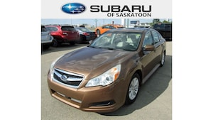 2011 Subaru Legacy 2.5i AWD with Heated Seats