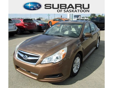 2011 Subaru Legacy 2.5i AWD with Heated Seats & Sunroof Sedan