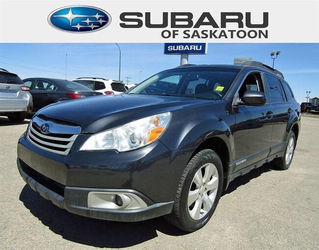 2011 Subaru Outback 3.6R AWD with Low KM & Heated Seats Wagon