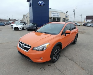 2014 Subaru XV Crosstrek AWD with Heated Seats & Bluetooth