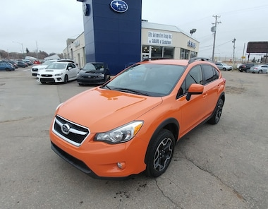2014 Subaru XV Crosstrek AWD with Heated Seats & Bluetooth SUV