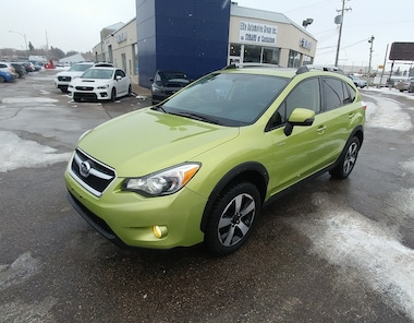 2014 Subaru XV Crosstrek Hybrid AWD with Sunroof & Heated Seats SUV
