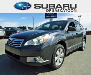 2010 Subaru Outback 3.6R AWD with Sunroof & Low KM