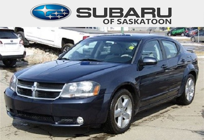 2008 Dodge Avenger R/T Leather Interior & Heated Seats Sedan
